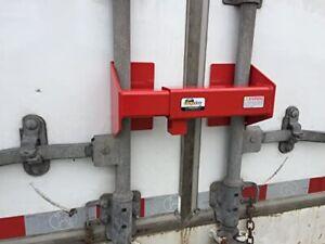 Equipment Lock HDCDL Steel Heavy Duty Cargo Door Lock; Key Locked