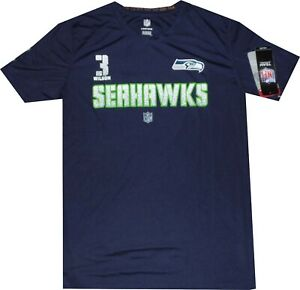 Russell Wilson Seattle Seahawks Youth Boys 8-20 Performance Shirt Youth 8-20 $28