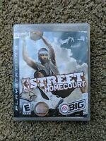 NBA Street Homecourt  (Sony PlayStation 3, PS3) Complete CIB - Tested