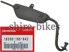 Genuine Honda Z50J Monkey Bike Exhaust Muffler System Silencer - (18300-165-642)
