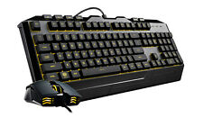 CoolerMaster CM Storm Devastator III Keyboard Mouse Combo 7 Colour LED Backlight