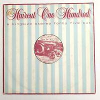 "HAIRCUT ONE HUNDRED - Fantastic Day 1982 12"" Vinyl Single VG+/VG"