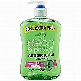 Astonish Clean & Protect Anti Bacterial Handwash (12x650ml) Aloe Vera