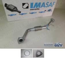 Endschalldämpfer Daewoo Chevrolet Tacuma 1.6 16V 02-05 1.8 16V 00-04 2.0