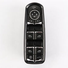 1pc New 7PP959858MDML Front Door Window Switch fits for Porsche Panamera Cayenne