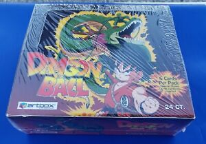 Dragon Ball - JPP/Amada Artbox 2001 - Sealed Trading Card Box