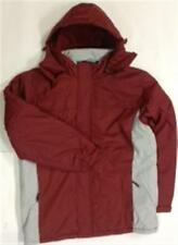 Polar Fleece Lined Jacket Wet Weather Water Resistant Polyester Very warm