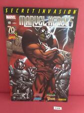 MARVEL - MARVEL HEROES N°18 - PANINI COMICS 2009 - VF - EDITION COLLECTOR - 4139