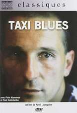 TAXI BLUES -FRENCH ONLY -BLU-RAY Movie -Brand New & Sealed-Fast Ship-VGKCCDV5109