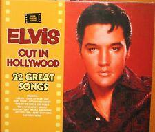 Elvis Presley – Out In Hollywood   / Digipak - FTD Denmark CD