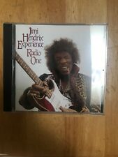 Jimi Hendrix Experience Radio One US BMG Music Club CD Issue Rare!