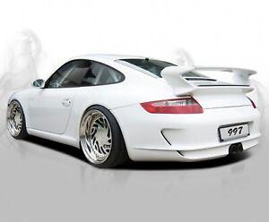 Heckstoßstange für 911 997 GT3 RS Design Cabrio Coupe Stoßstange Auspuff mittig