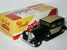 RENAULT REINASTELLA 1934 SOLIDO en boite carton idem NOREV