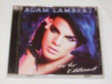 Para Su Entertainment By Adam Lambert (Americano Idol) (CD, Nov-2009, Rca Record