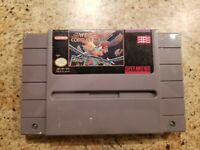 Wing Commander Super Nintendo SNES Game -  Authentic Tested And Resealed