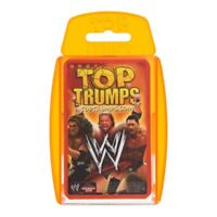 Jeux Top Trumps WWE Catch-winning Cartes Joueurs NEUF