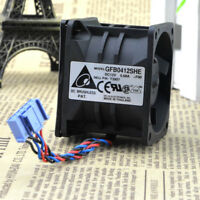 for Delta GFB0412SHE 40mmx50mmx38mm DC 12V 0.68A Brushless Case Fan 6-wires