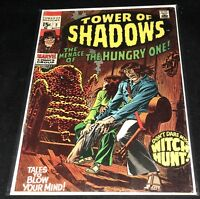 ☆☆ Tower of Shadow #2 ☆☆ (Marvel) Horror Comic - Neal Adams Art FREE Shipping