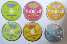 12 X Tierra De Aprendizaje PC CD ROM Bundle-Sólo Discos
