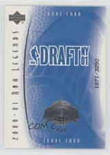2000-01 Upper Deck NBA Legends Trade Cards /3250 Brandon Armstrong #110T