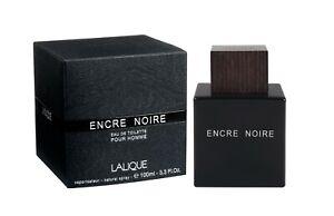 LALIQUE - ENCRE NOIRE EDT 100ML - OVP