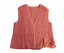 Acrylic Tank Tops Vintage Jumpers & Cardigans for Women