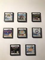 Lot Of Nintendo DS Games **Tested Working** Good Condition