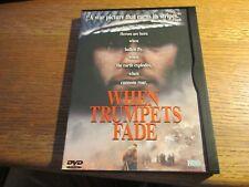 When Trumpets Fade DVD Ron Eldard, Frank Whaley WII Drama!