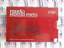 2 € DE PORTUGAL 2011 PROOF - CONM. FERNANDO MENDES PINTO