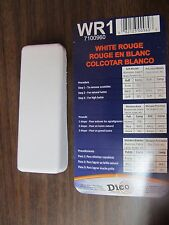 Dico White Rouge Buffing Compound  White #7100960  NEW