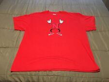 Men's Nebraska Corn Huskers T-Shirt~Sz 2XL~EUC