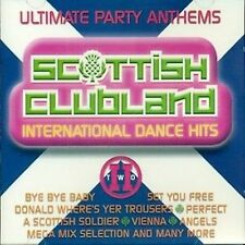 MICKY MODELLE SCOTTISH CLUBLAND 2 - INTERNATIONAL DANCE HITS CD