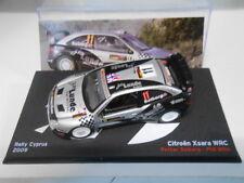 CITROEN XSARA WRC SOLBERG RALLY CYPRUS 2009 ALTAYA IXO 1/43