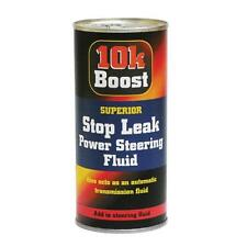 Power Steering Fluid Stop Leak Sealer Fix By 10K Boost Also Prevents Squeals NEW