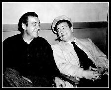 Abbott Costello Meet Frankenstein Photo 8x10 Lon Chaney Jr Wolf Man Lou 1948