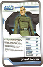 Star Wars - Top Trumps - The Clone Wars - COLONEL YULAREN