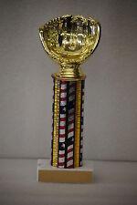 "9""-10"" Baseball Holder Glove Trophy - Free engraving"