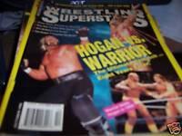 Wrestling Superstars Oct 1998 Hogan vs. Warrior