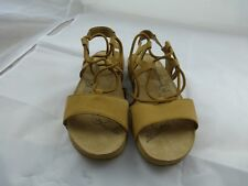 Josef Seibel, Tan lace up sandals, Size 39/8.5 New