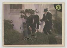 1966 Donruss Hornets Photos #28 The Green Hornet quickly tackles Card 2u3