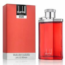 DUNHILL DESIRE RED 100ML EDT eau de toilette spray New Boxed~FREE POST