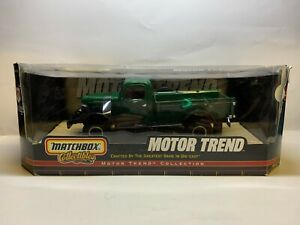 Matchbox Collectibles 36344 - 1946 Dodge Power Wagon - 1/24 Scale - Diecast