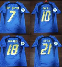 maglia italia mondiali 2006 Del Piero Cannavaro Totti Grosso Pirlo Collezione