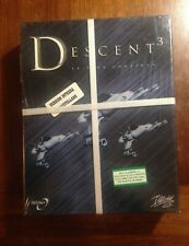 DESCENT 3   CD ROM  - NUEVO PRECINTADO