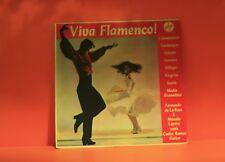 VIVA FLEMENCO - FERNANDO DE LA ROSA - STEREO - VOX - VG+ LP VINYL RECORD -V