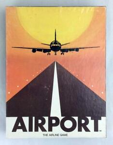 Dynamic Design Boardgame Airport - The Airline Game Fair
