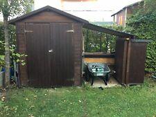 Gartenhaus Holz Gartenhäuser Geräteschuppen Schuppen