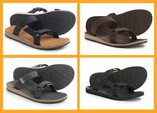 Teva ~ Universal Slide Men's Leather Sport Sandals $80 NIB