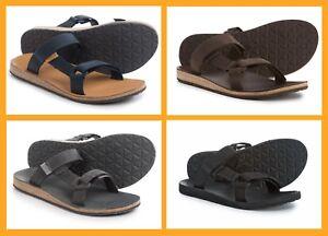 Teva ~ Universal Slide Men's Leather Sport Sandals $80 NIB
