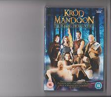 KROD MANDOON AND THE FLAMING SWORD OF FIRE DVD COMEDY SEAN MAGUIRE MATT LUCAS